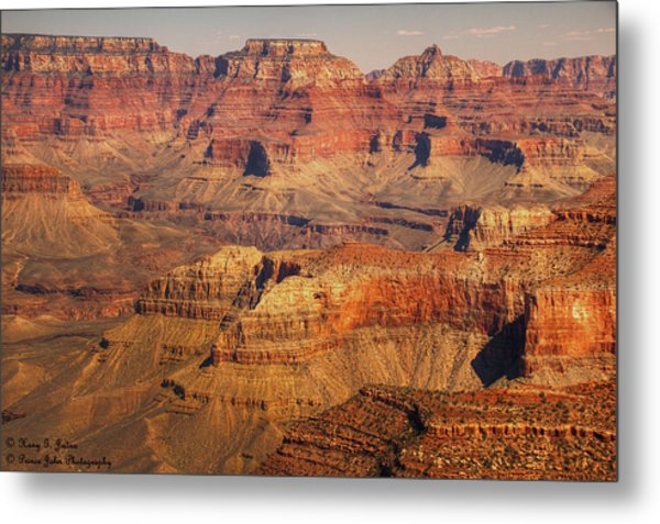 Canyon Grandeur 2 Metal Print