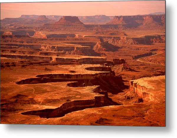 Canyonlands Utah Metal Print