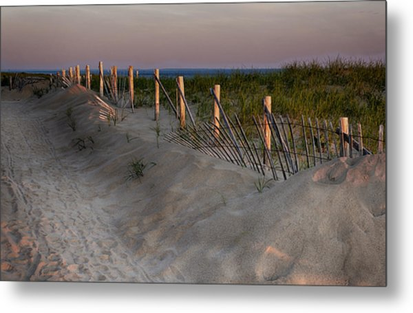 Cape Cod Dawn Metal Print