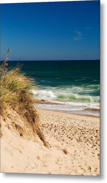 Cape Cod Massachusetts Beach Metal Print