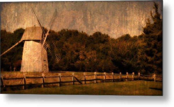 Cape Cod Windmill Metal Print