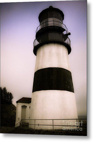 Metal Print featuring the photograph Cape Disappointment Lighthouse by Susan Parish