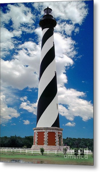 Cape Hatteras Light Station Metal Print