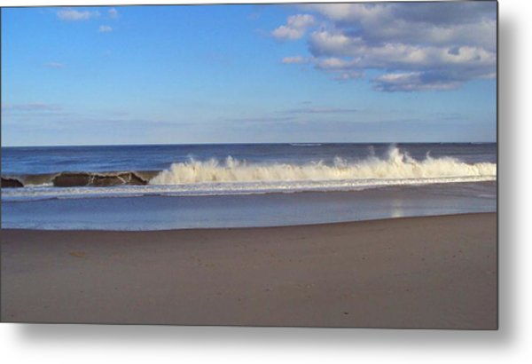 Cape Henlopen 10 Metal Print by Cynthia Harvey
