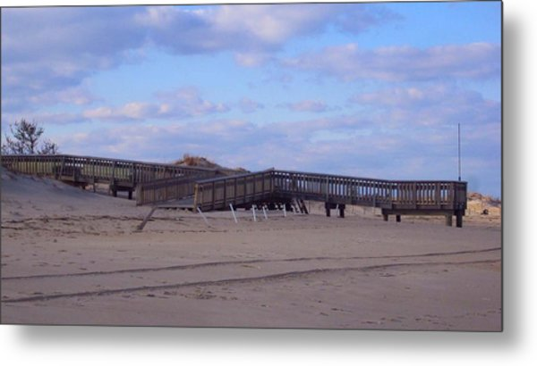 Cape Henlopen 9 Metal Print by Cynthia Harvey