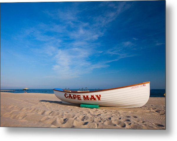 Cape May Metal Print