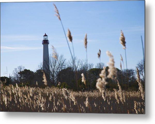 Cape May Light Metal Print
