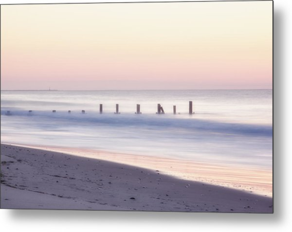 Cape May Ocean Dawn Metal Print