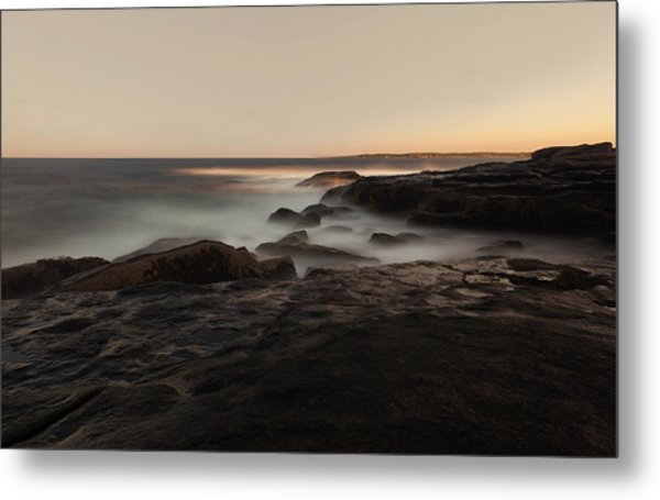 Metal Print featuring the photograph Cape Neddick by Chris Babcock
