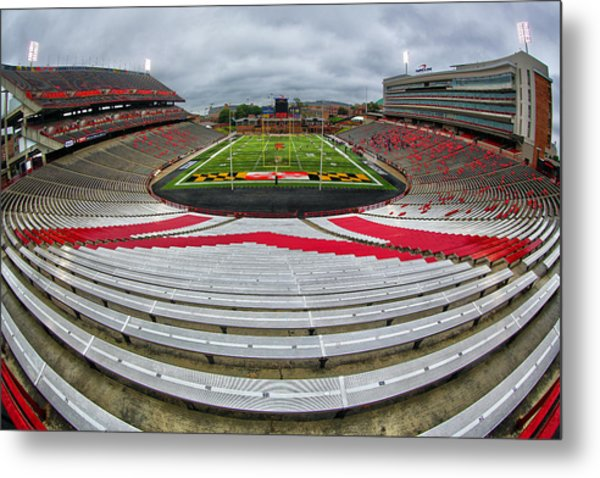 Capitol One Field Metal Print