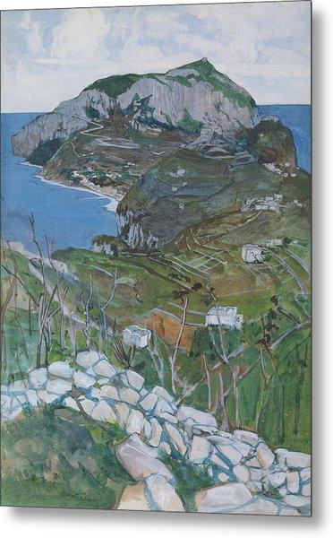 Capri, C.1904 Metal Print