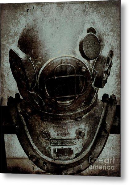 Captain Nemo Metal Print by Sharon Kalstek-Coty