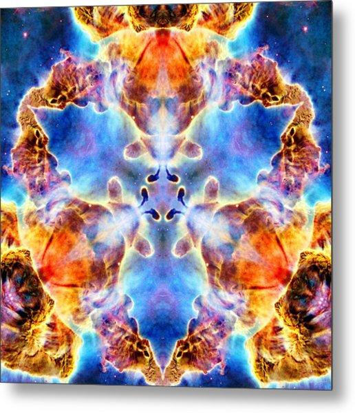 Carina Nebula Vi Metal Print