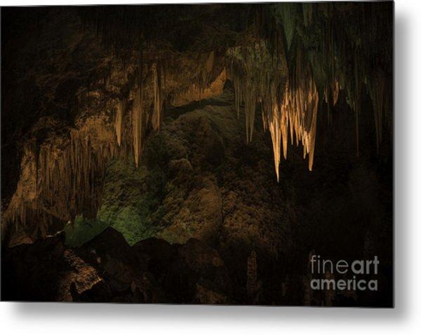 Carlsbad Caverns 1 Metal Print by Richard Mason