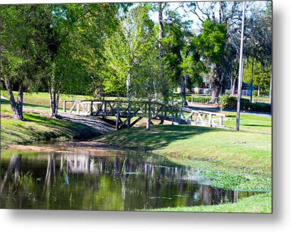 Carpenters Park 3 Metal Print