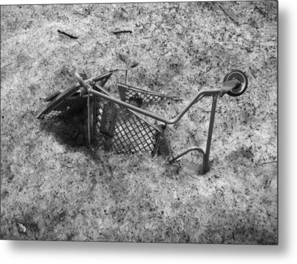 Cart Art No. 17 Metal Print
