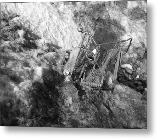 Cart Art No.7 Metal Print