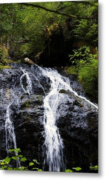 Cascade Falls Metal Print