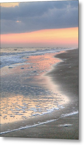Caswell Beach. Metal Print by JC Findley