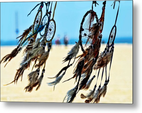 Catch The Dream Metal Print