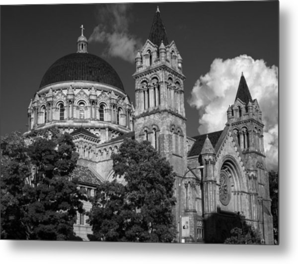 Cathedral Basilica Of St. Louis Metal Print