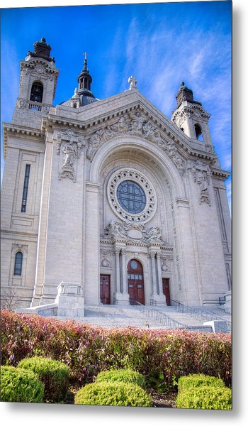 Cathedral Of Saint Paul II Metal Print