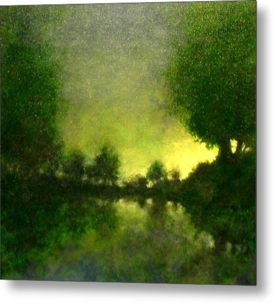 Celestial Place #4 Metal Print