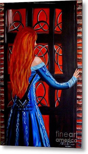 Celtic Woman Metal Print