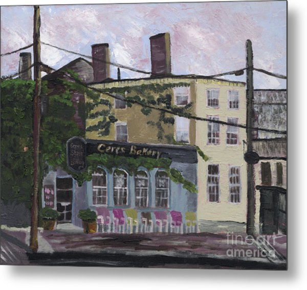 Ceres Bakery Metal Print