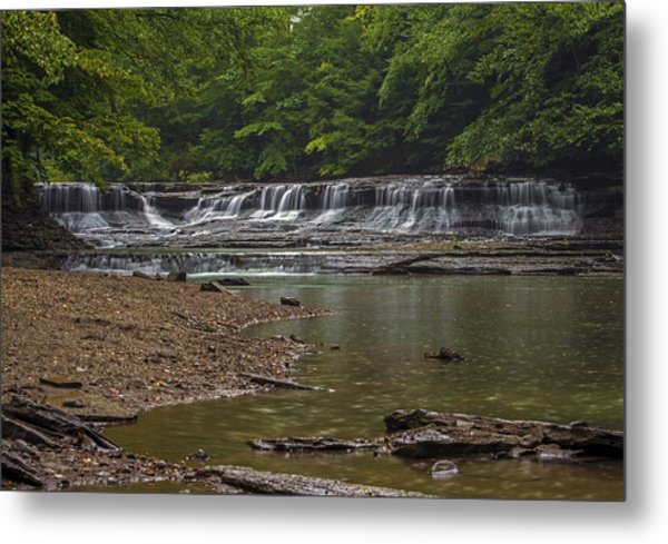 Chagrin Reservation Metal Print