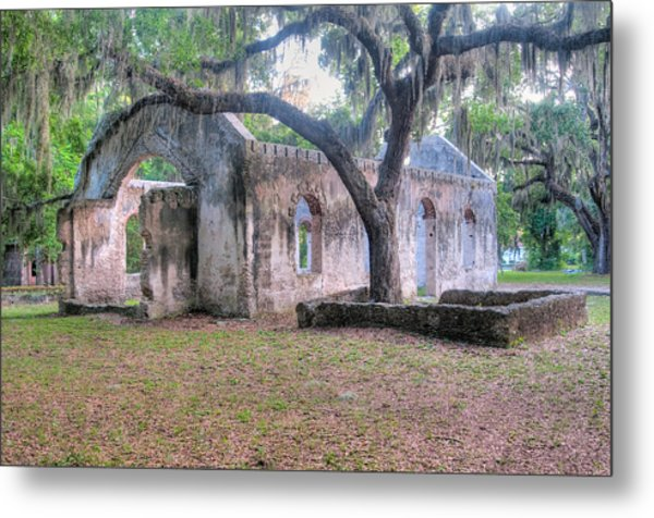 Chapel Of Ease Metal Print