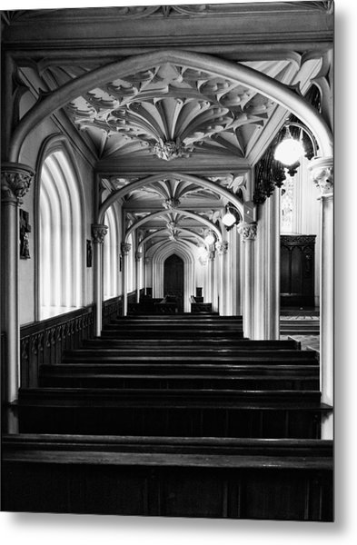 Chapel Royal In Dublin Castle Metal Print