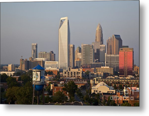 Charlotte In The Late Afternoon Metal Print