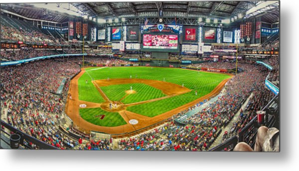 Chase Field 2013 Metal Print