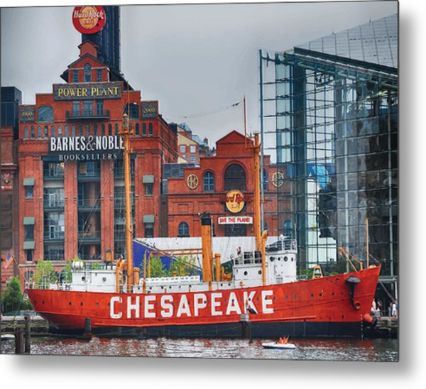Chesapeake Metal Print