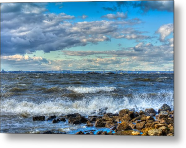Chesapeake Winds Metal Print