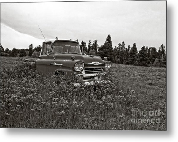 Chevrolet Apache Colorado Metal Print