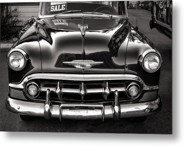 Chevy For Sale Metal Print