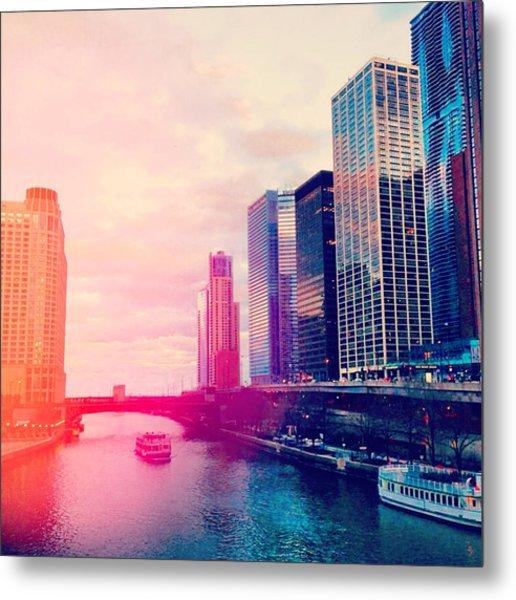 Chicago #1 Metal Print