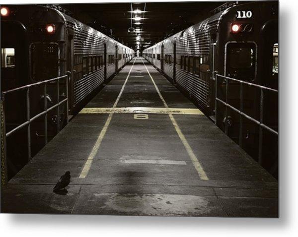 Chicago Station Metal Print