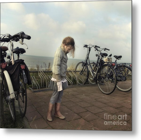Child In Time Metal Print