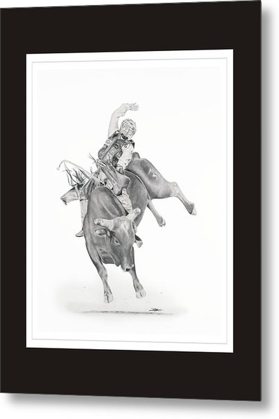 Chris Shivers  Metal Print