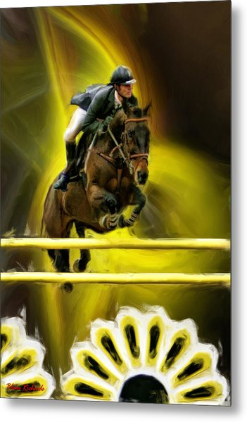 Christian Heineking On River Of Dreams Metal Print