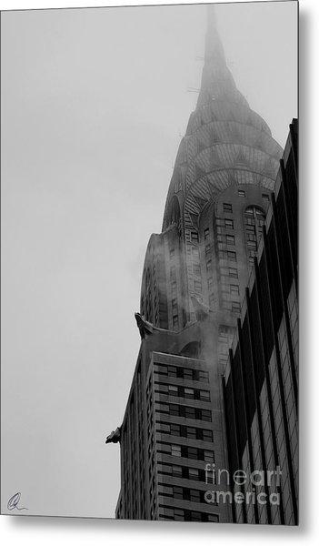 Chrysler Building 1 Metal Print