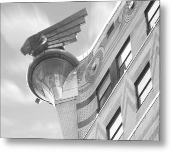 Chrysler Building 4 Metal Print