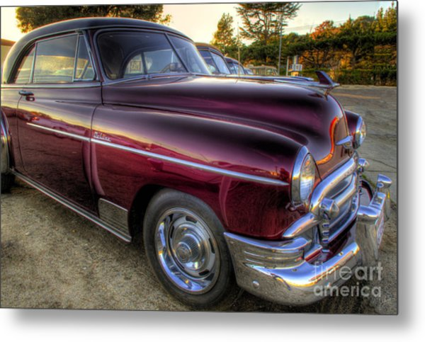 Chrysler's Deluxe Ride Metal Print