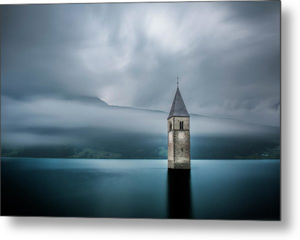 Church Of Graun Metal Print