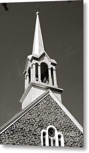 Church Steeple Metal Print