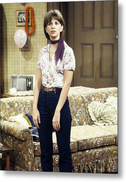 Cindy Williams In Laverne & Shirley  Metal Print