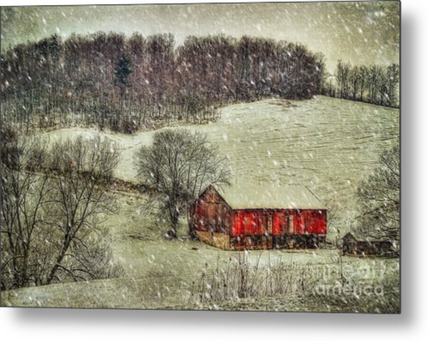 Metal Print featuring the photograph Circa 1855 by Lois Bryan